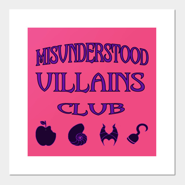 Misunderstood Villians Club