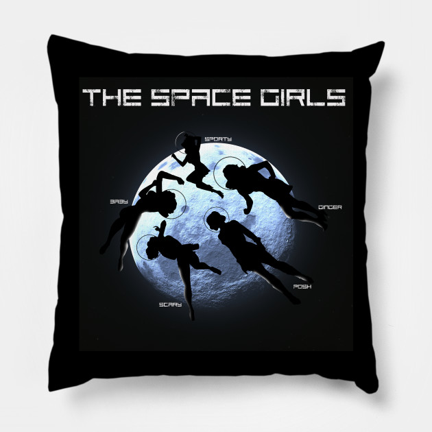THE SPACE GIRLS