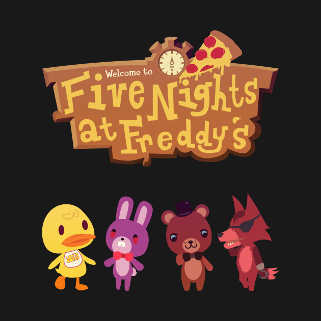 Five Nights At Animal Crossing