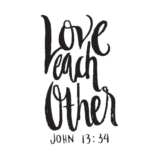 love each other verse