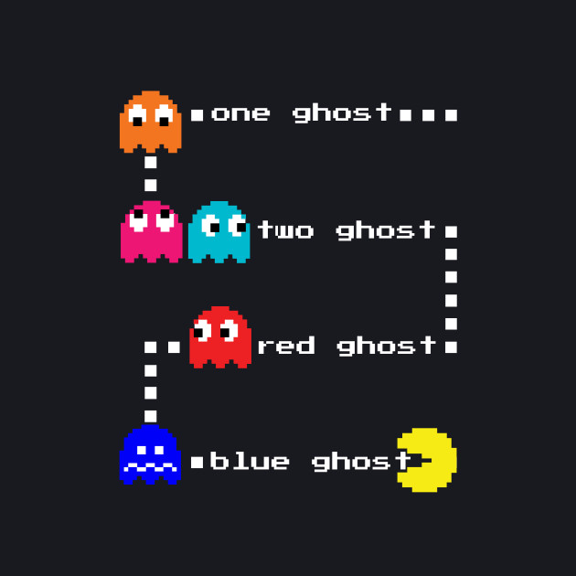 One Ghost, Two Ghost