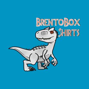 BrentoBox Logo t-shirts