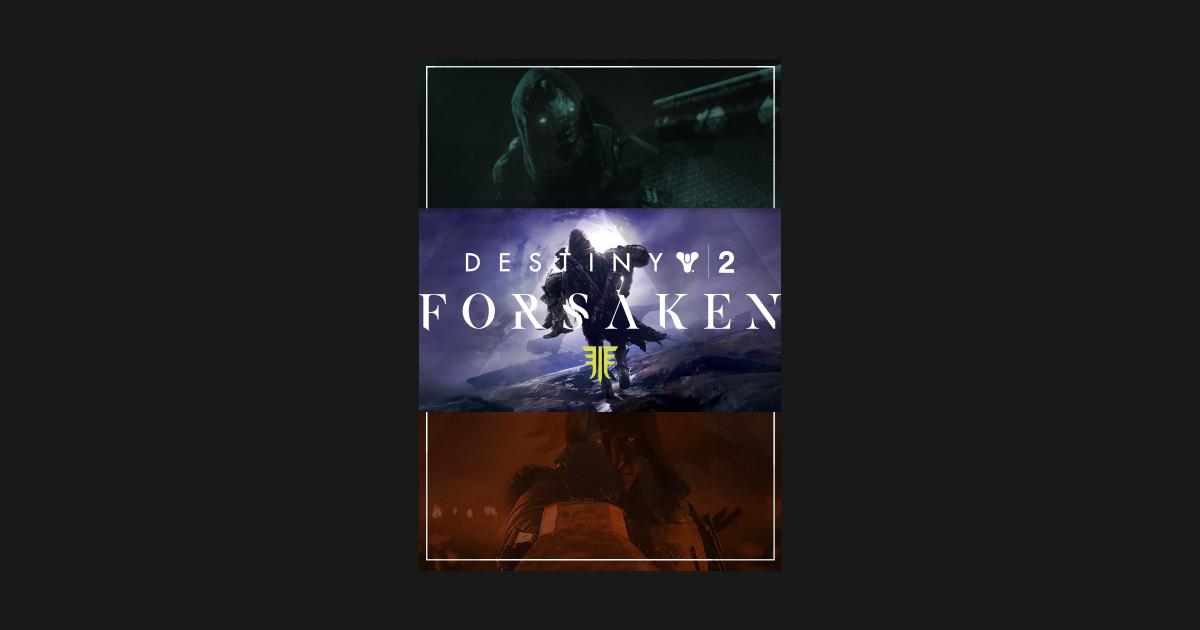 destiny 2 forsaken by 10thstreet