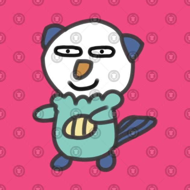 OSHAWOTT! Pokemon