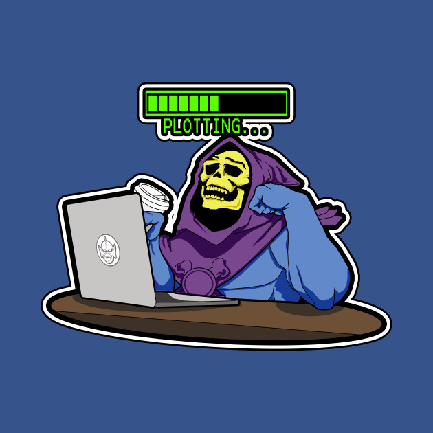 Even Masters of the Universe need java