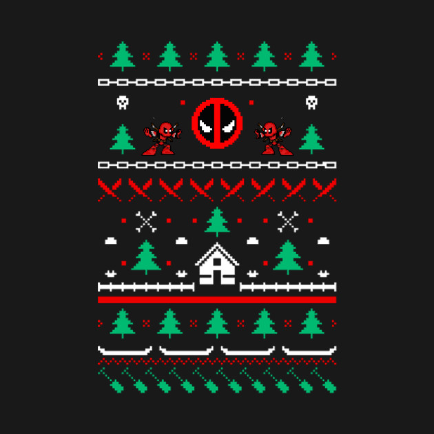 Deadpool christmas present