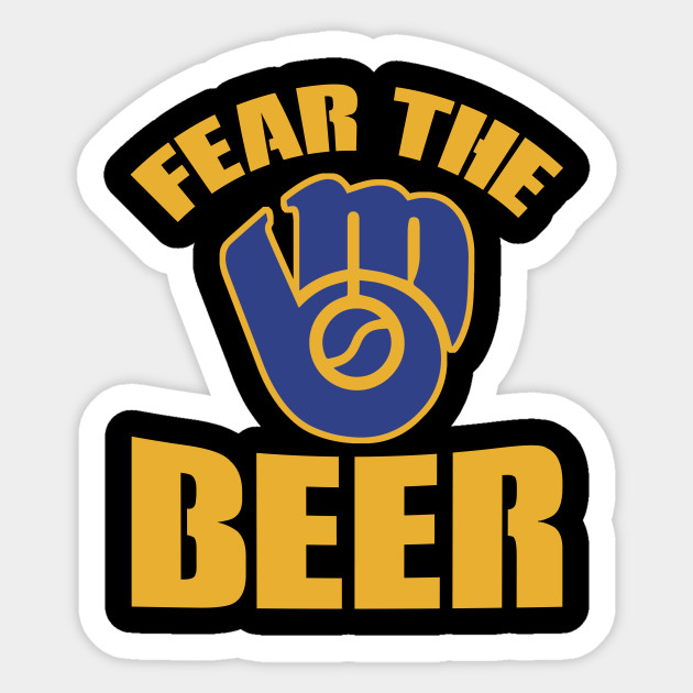 Fear The Beer Brewers Drinking Shirt