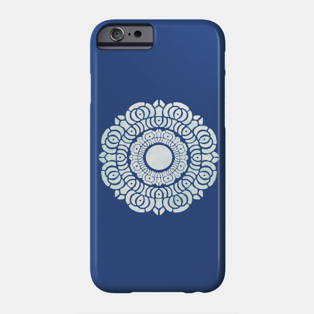 White Lotus Symbol Avatar The Last Airbender Phone Case Teepublic