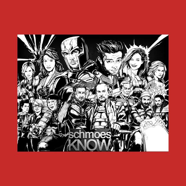 Schmoes Know X-Men Design