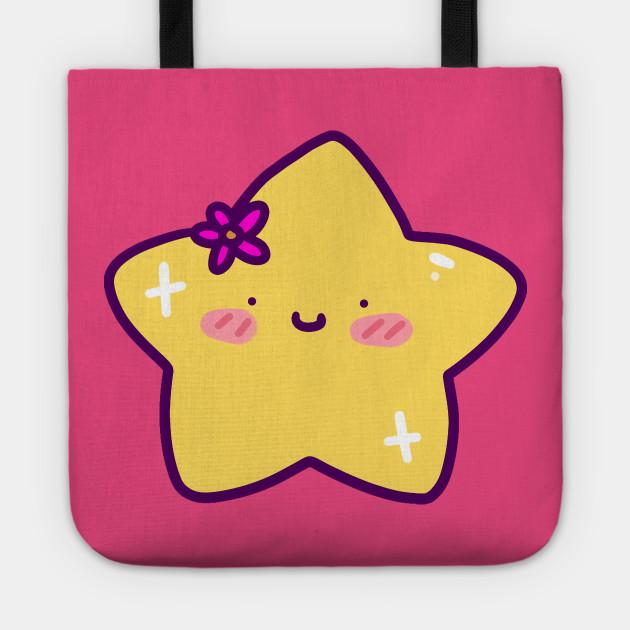 Cute Flower Star