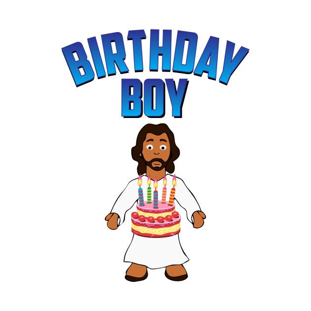 Jesus Birthday Boy Christmas