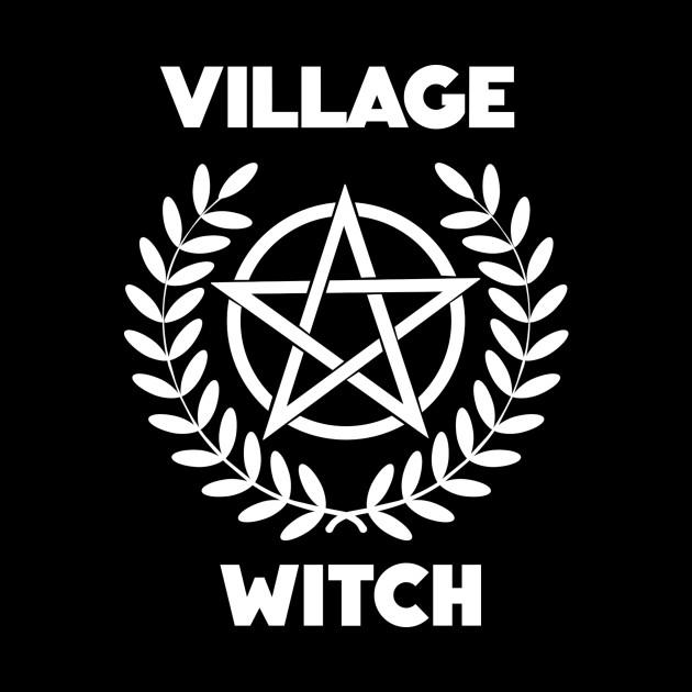 Village Witch Pentagram
