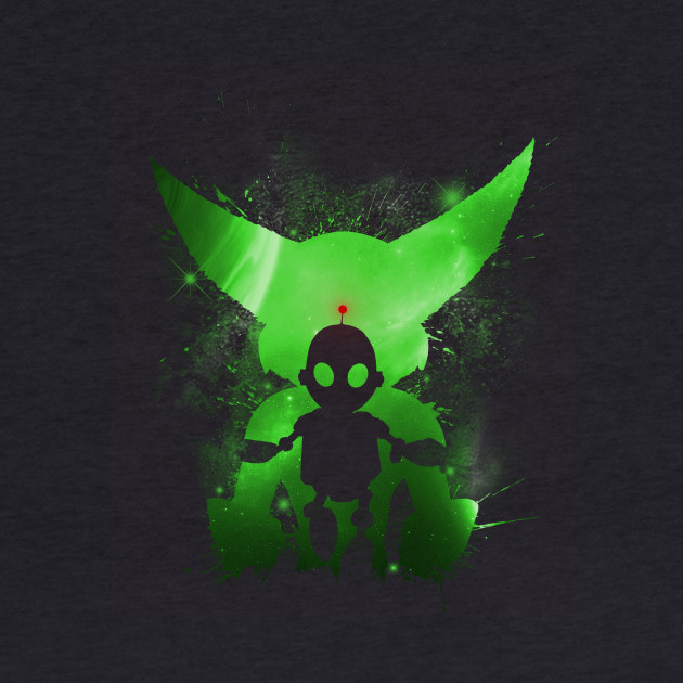 Ratchet & Clank Galaxy (Green ver.)