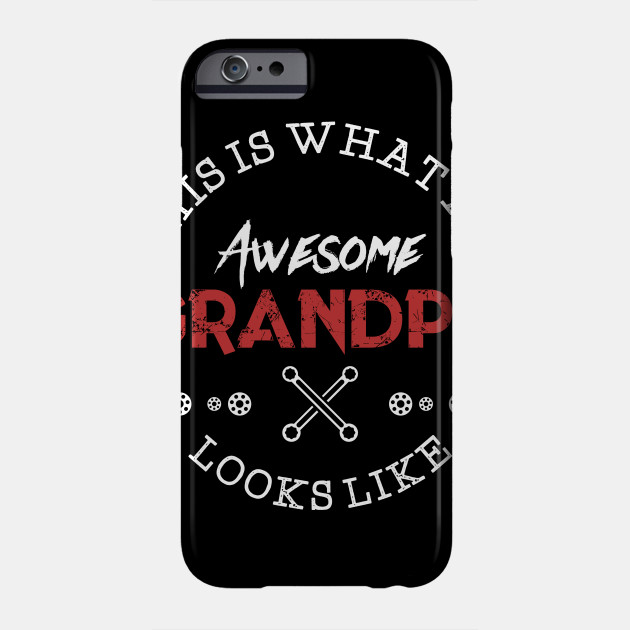 Grandma Grandpa Grandparents Grandfather Grandmother Grandson Granddaughter Gift Idea Phone Case
