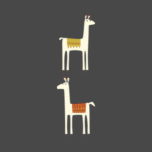 Everyone lloves a llama