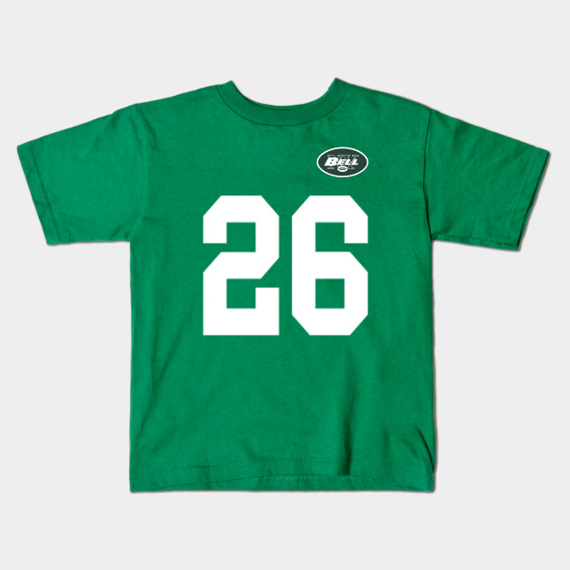 hot sale online 9f24e d4adb NY Jets Leveon Bell Jersey (green)