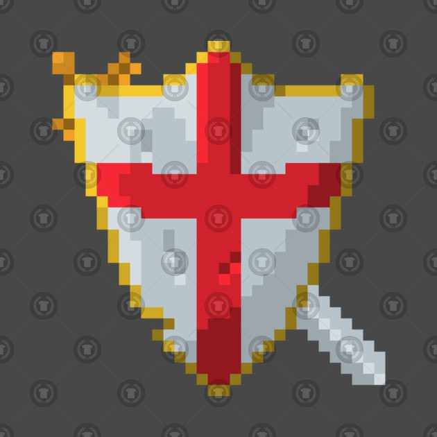 Pixel Sword & Shield