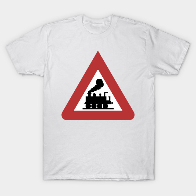 CROSSING T-SHIRT Ungarded-Level-Crossing