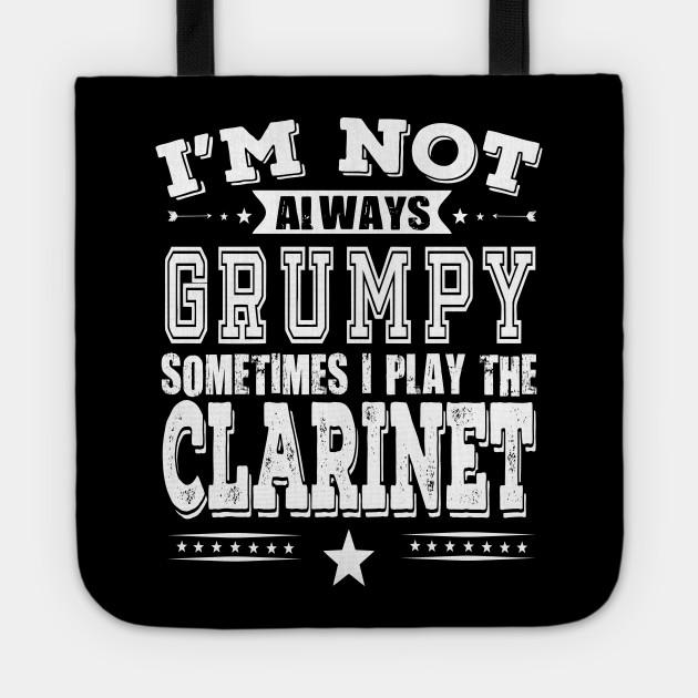 955b914f Clarinet Players Gift - Funny Clarinet Player T shirt - Clarinet ...