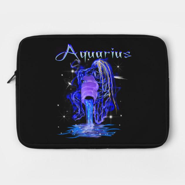 Aquarius Astrology Zodiac Constellation Art Design