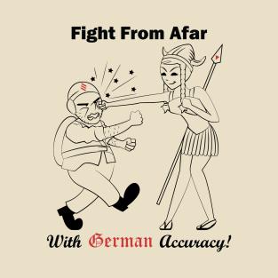 German Accuracy t-shirts