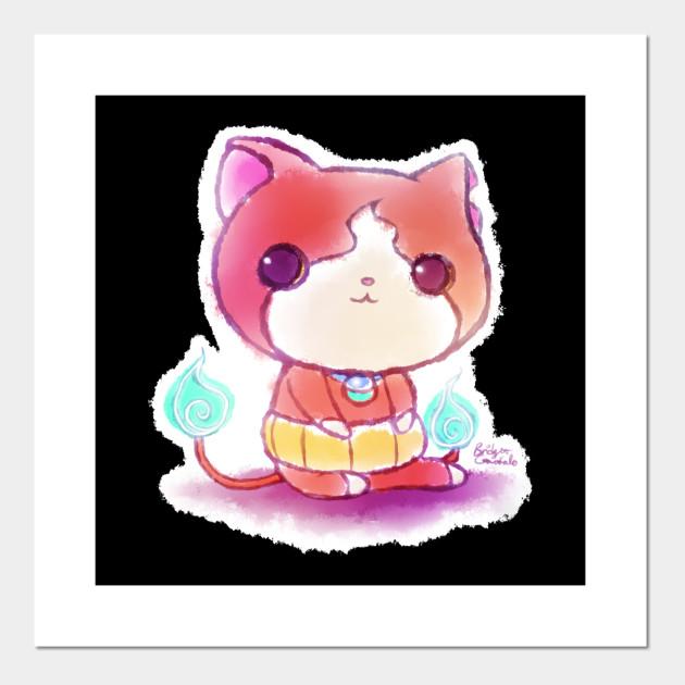 Cute Yo Kai Watch Jibanyan
