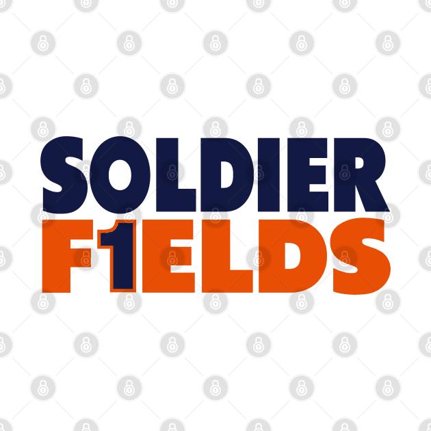 Soldier Fields, Chicago Football