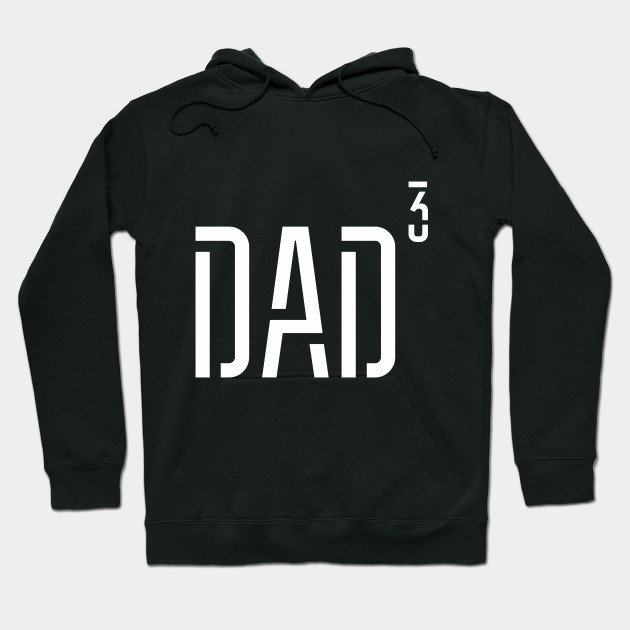 Dad Cubed Shirt Father's Day TShirt Daddy Dad Papa Tee Hoodie