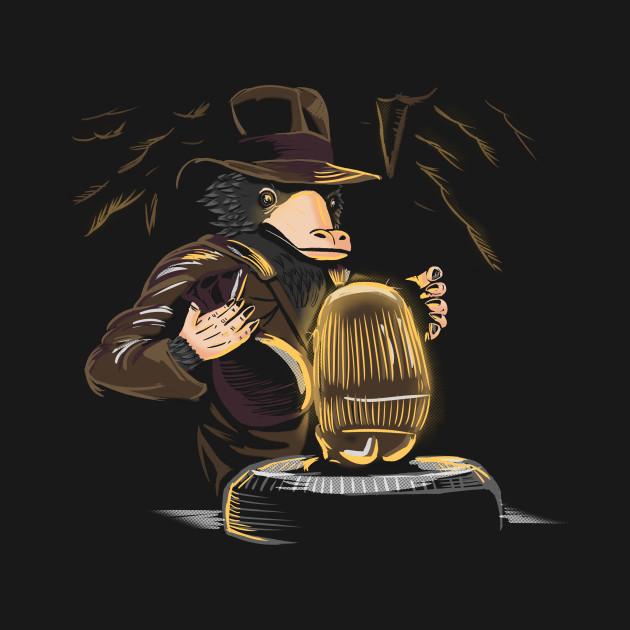 Indiana Niffler T-Shirt