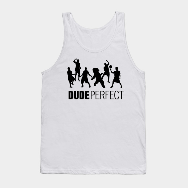 620ad5569ccc4 Dude perfect - Dude - Tank Top