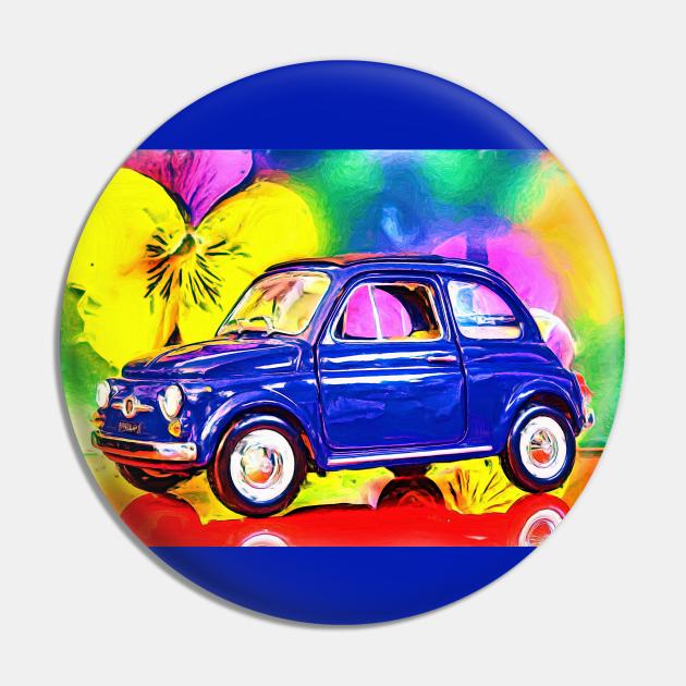 BELLA ITALIA - Fiat 500