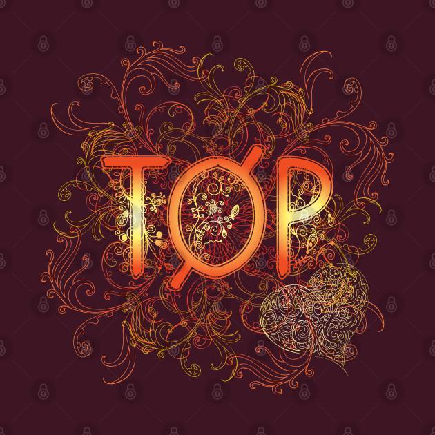 Twenty One Pilots - TOP - Swirl - Orange