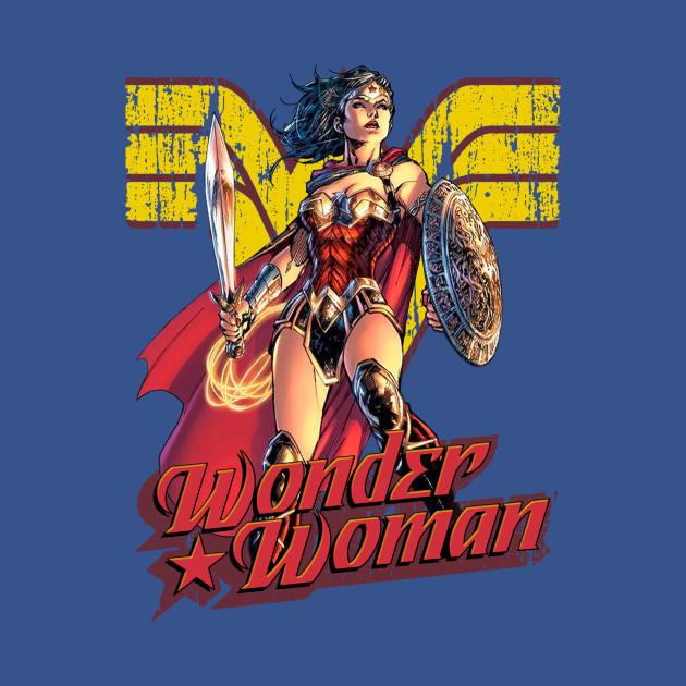 Wonder Woman - Amazon Comic