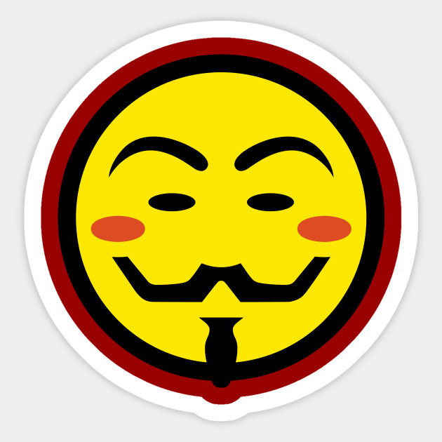 Vendetta Smiley
