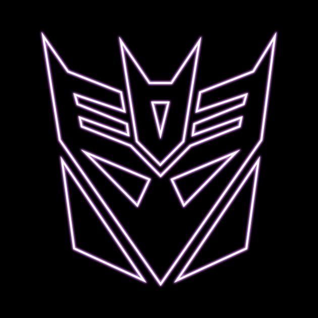sale retailer 99c15 190a6 Decepticon Logo Glow Decepticon Logo Glow Decepticon Logo Glow
