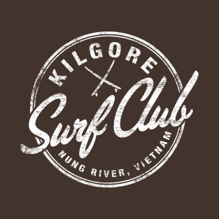 Kilgore Surf Club t-shirts