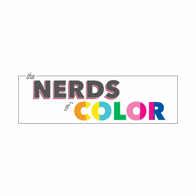 The Nerds of Color Official Logo