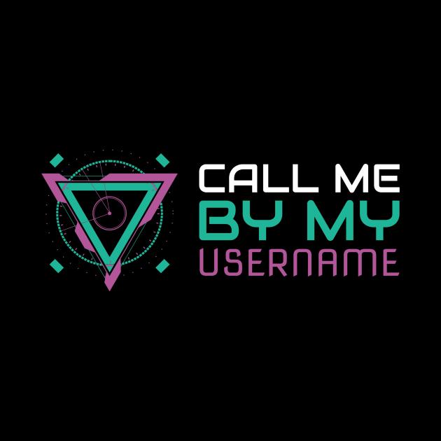 Futuristic! Gamer boy, online username