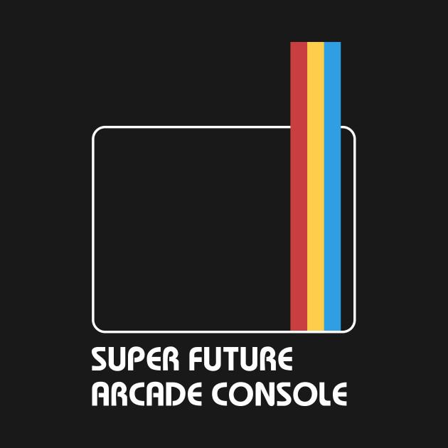 SUPER FUTURE ARCADE CONSOLE