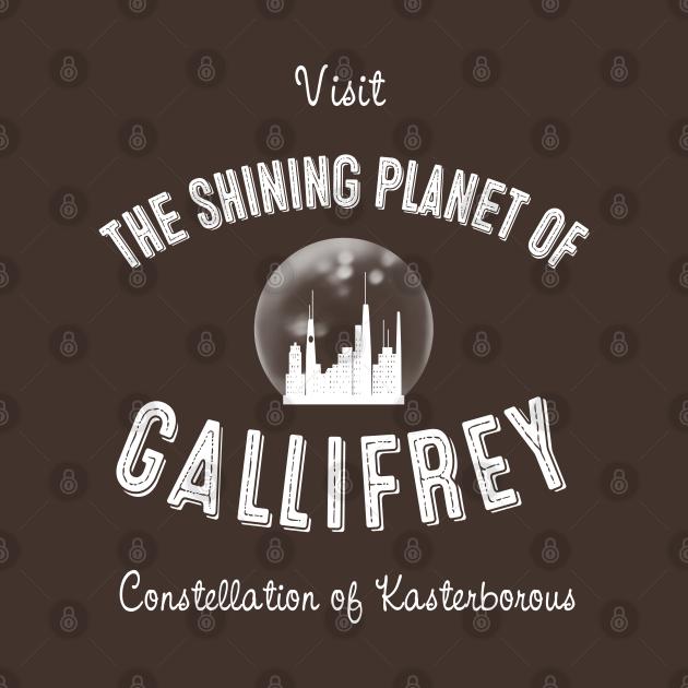 Gallifrey Tourism: In Kasterborous
