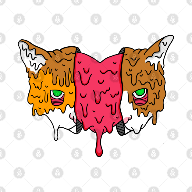 Grime Heart Cat