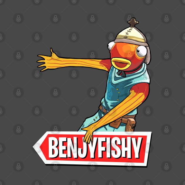 Benjyfishy Character