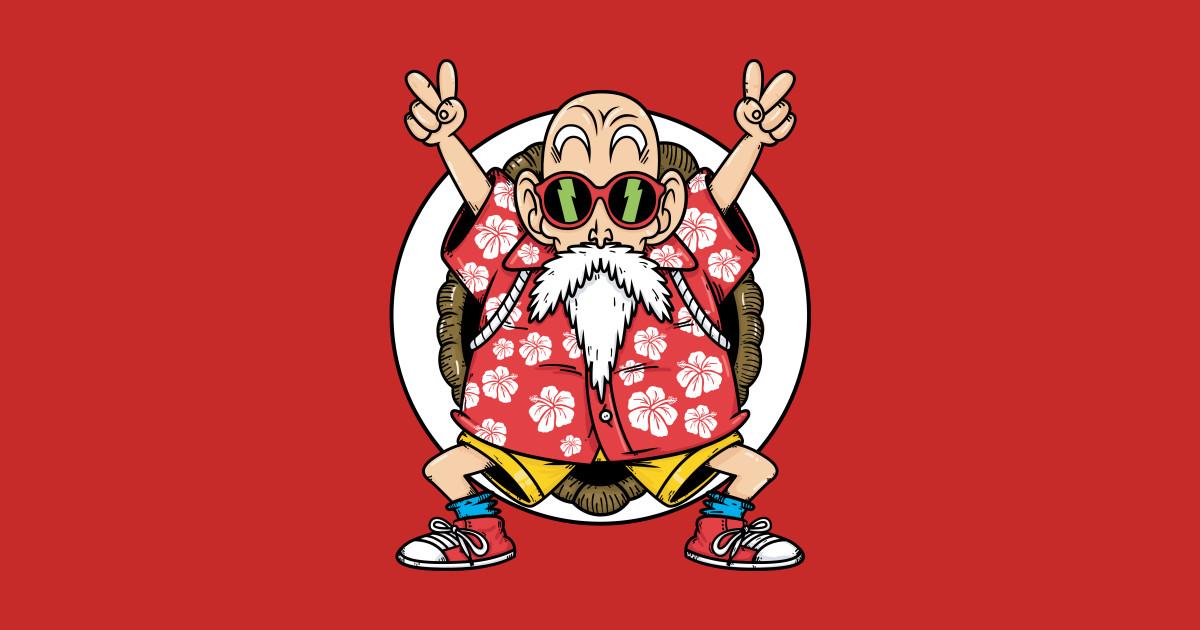 Master Roshi T Shirts Teepublic