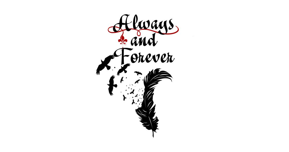 The Originals Always And Forever Theoriginals Sticker
