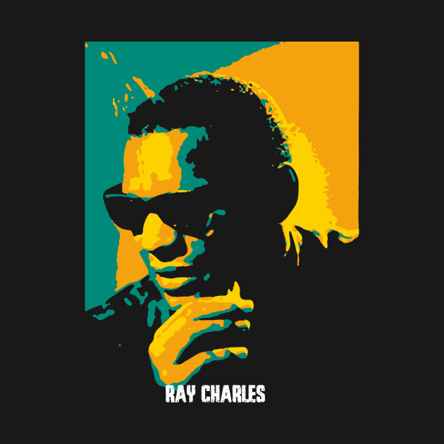 Ray Charles. Ray Charles Robinson. was an African-American singer, songwriter, pianist, and composer. musician legends. Brother Ray. The Genius. pioneered the soul music genre v2.