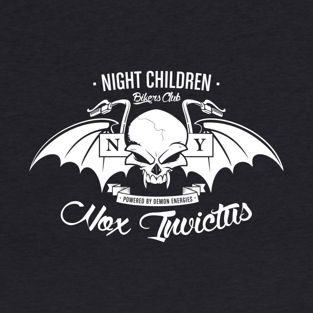 Shadowhunters - Nox Invictus Bikers Club