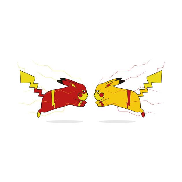 Pikaflash vs Reverse Pikaflash