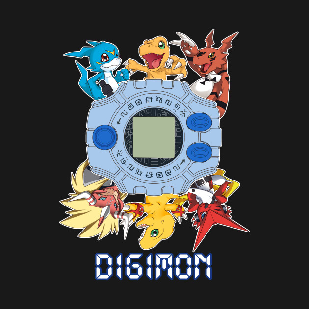Digimon seasons