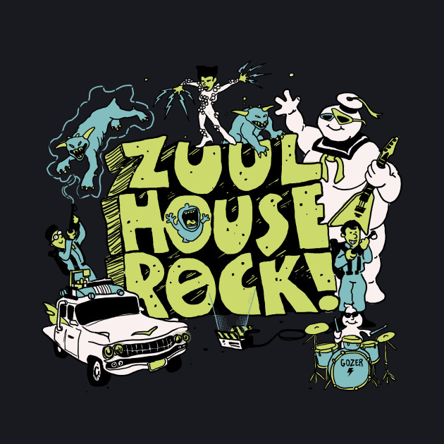Zuul House Rock