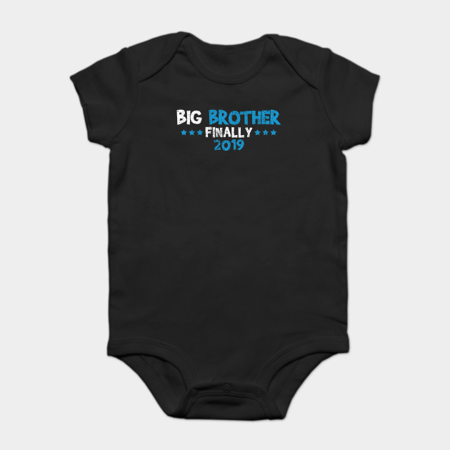 43931e2909 Big brother 2019 gift - Big Brother - Onesie